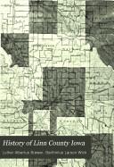 History of Linn County Iowa