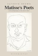 Matisse's Poets Pdf/ePub eBook