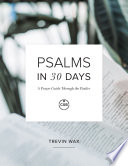 Psalms in 30 Days