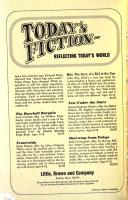 The Horn Book Magazine Book