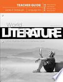 World Literature Teacher Guide