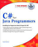 C# For Java Programmers