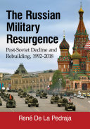 The Russian Military Resurgence Pdf/ePub eBook