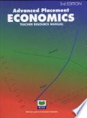 """""""Advanced Placement Economics: Teacher Resource Manual"""" by John S. Morton, Rae Jean B. Goodman"""