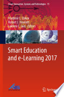 Smart Education and e Learning 2017
