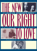 New Our Right to Love Pdf/ePub eBook
