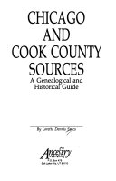Chicago And Cook County Sources