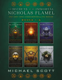 The Secrets of the Immortal Nicholas Flamel Complete Collection (Books 1-6) Pdf/ePub eBook