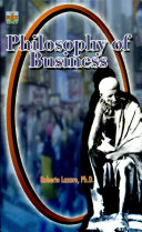 Philosophy of Business  2006 Ed