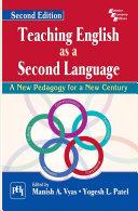 TEACHING ENGLISH AS A SECOND LANGUAGE, Second Edition [Pdf/ePub] eBook