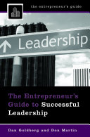 The Entrepreneur s Guide to Successful Leadership