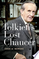 Tolkien s Lost Chaucer Book PDF