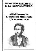 Convegno nazionale su Igino Ugo Tarchetti e la Scapigliatura