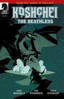 Koshchei the Deathless #2 Pdf/ePub eBook