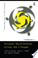 Personal Relationships Across the Lifespan