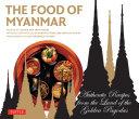 Food of Myanmar