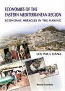Economies of the Eastern Mediterranean Region