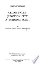 Cedar Falls--Junction City