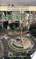 The History of Mexico  2nd Edition