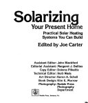Solarizing Your Present Home