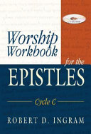 Worship Workbook for the Epistles
