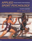 Cover of Applied Sport Psychology