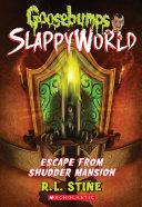 link to Escape from Shudder Mansion in the TCC library catalog