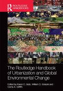 The Routledge Handbook of Urbanization and Global Environmental Change [Pdf/ePub] eBook