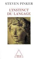 L' Instinct du langage [Pdf/ePub] eBook