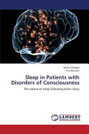 Sleep in Patients with Disorders of Consciousness Book