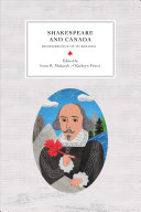 Pdf Shakespeare and Canada Telecharger