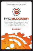 ProBlogger Pdf/ePub eBook