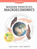Loose Leaf Version for Modern Principles of Macroeconomics 3e   Launchpad for Cowen s Modern Principles of Macroeconomics  6 Month Access