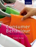 Consumer Behaviour: Includes Online Buying Trends