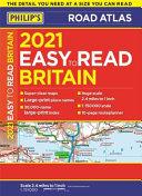 Philip s EasyRead Britain Road Atlas