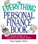 The Everything Personal Finance Book