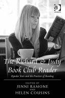 The Richard   Judy Book Club Reader