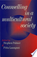 Counselling in a Multicultural Society
