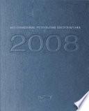 2008 International Petroleum Encyclopedia Book
