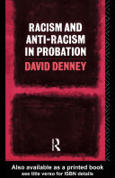 Racism and Anti Racism in Probation