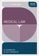 Medical Law [Pdf/ePub] eBook
