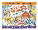 Five Little Monkeys Travel Activity Kit Book