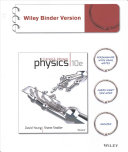 Physics  10e Binder Ready Version with WileyPLUS LMS Card Set