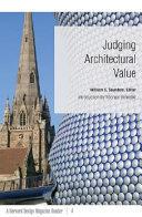 Judging Architectural Value