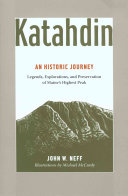 Katahdin, an Historic Journey