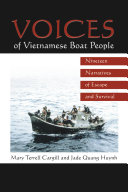 Voices of Vietnamese Boat People Book