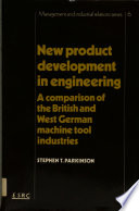 New Product Development in Engineering Book