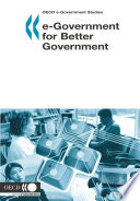 Oecd E Government Studies E Government For Better Government