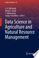 Data Science in Agriculture and Natural Resource Management Book