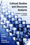Cultural Studies and Discourse Analysis